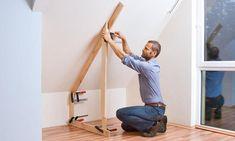 Drempelschrank bauen: Schritt 2 von 25