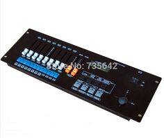 136.30$  Buy now - http://alio4l.worldwells.pw/go.php?t=32325689730 - DHL free shipping 240CH dmx controller Mini stage ligh console DJ controller equipment 136.30$