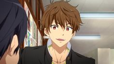 Vídeo promocional de la película High Speed!: Free! Starting Days centrado en Nao Serizawa.
