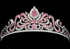Pink Diamond Tiara - yes, I probably should have one.