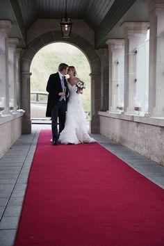 Nick & Ann @lougherneresort #realweddings