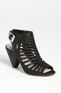 Found:  Vince Camuto 'Eliana' Sandal in Black.