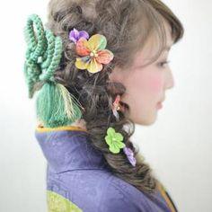 【HAIR】長江 里穂子さんのヘアスタイルスナップ(ID:60319)