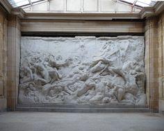 #LesXX member Pavillon des Passions humaines, Les Passions humaines par Jef Lambeaux (Belgian, 1852-1908) (photo 2010) - Parc du Cinquantenaire - HORTA Victor