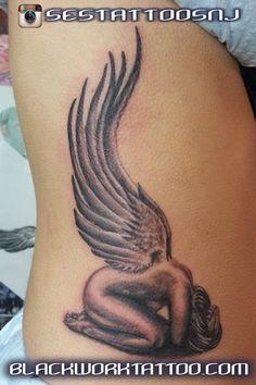Tattoos by Ses @ Blackwork Tattoo Studio, Little Falls, NJ