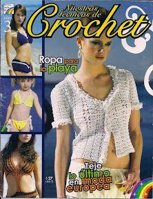 Nuetras Tecnicas de Crochet 3 - Alejandra Tejedora - Picasa Web Albums