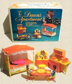 Vintage Dawn Dolls
