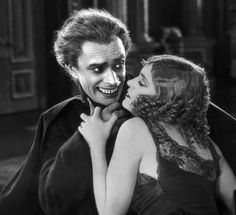 The Man Who Laughs 1928 inspired Batman's The Joker
