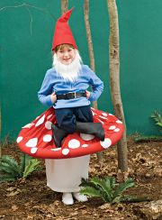 HOW TO - Gnome Costume