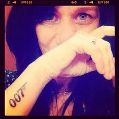 007 tattoo-----i love it!!!