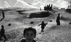 Gilles Peress, Mountain Village, Kurdistan, 1980 Black White Photos, Black And White, Reportage Photography, Gilles, Mountain Village, Photographer Portfolio, French Photographers, Political Science, Magnum Photos