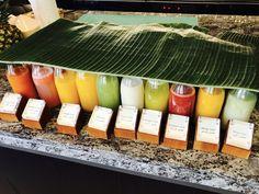 Fresh fresh juice breakfast selection #elementsdoha #elements #breakfast #fourseasonsdoha