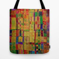 The First Job of a Student Weaver Tote Bag by Klara Acel - $22.00