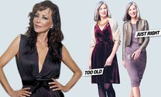 How to look FAB in your 50s: MARIE HELVIN'S guide to looking stylish in middle age