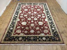 Faraje woll und silk  Nomaden  orientalisch Teppich 300 x 196 cm Carpet