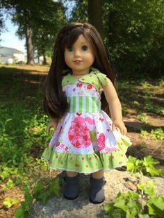 Betty's Dolls Fifties Dress PDF Pattern