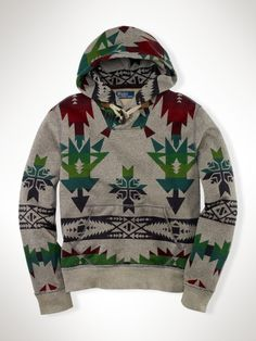 North Country Knit Hoodie - Polo Ralph Lauren Sweatshirts - RalphLauren.com