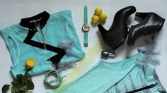 krásné golfové oblečení od společnosti Jamie Sadock