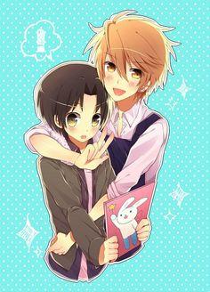 kisa & yukina