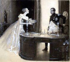 Napoleon and Pauline by John Watts, 1961