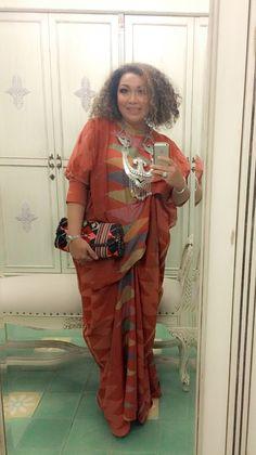 with KARIMATA Clutch Bag & MAUMERE Wedges in Tenun Buna NTT by PRibuMI...®