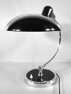 Kaiser Idell Lampe / Modell 6631 / Christian Dell / Fritz Hans / 50er Jahre, 580 € bei ebay.at