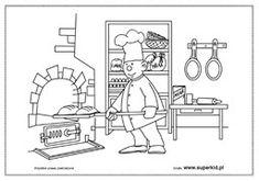 Znalezione obrazy dla zapytania piekarz do druku Diagram, Art, Art Background, Kunst, Art Education