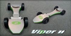 Pinewood Derby Car Designs to Make for Your Next Big Win