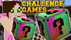 [Popularmmos - Minecraft ] SLY UNLUCKY BLOCK CHALLENGE GAMES - Pat And J...