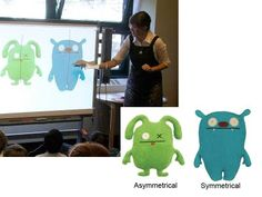 Studio 220: Project Round-Up: Third Grade Ugly Dolls