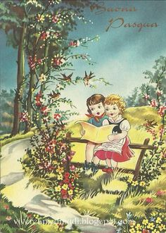 Buona Pasqua - Happy Easter 2012