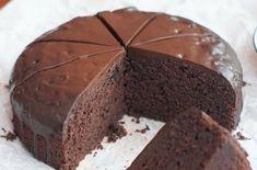 Schoko Kaffee kuchen Rezept #schokokaffeekuchen #schokokaffee #kuchen #kaffeekuchen #ofenliebe #affektblog Chocolate Cake With Coffee, Coffee Cake, Paleo Dessert, Vegan Desserts, Cookie Desserts, No Bake Desserts, Cupcakes, Cupcake Cakes, Cake & Co