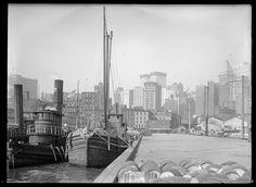 1915 south street piers