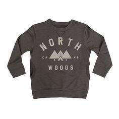 NORTH WOODS SWEATSHIRT – ryleeandcru