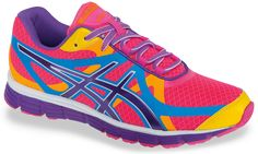 Asics GEL-Extreme33 \\ I love obnoxiously bright running gear