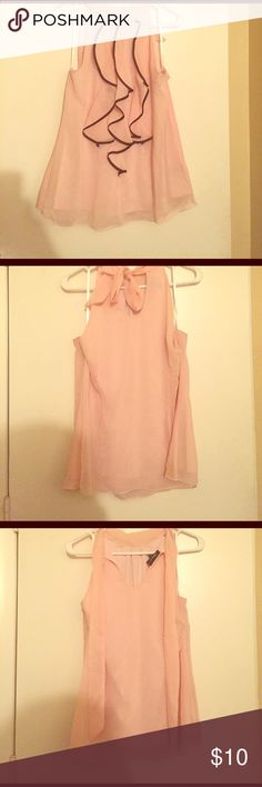 Business Shirt Pink with a little Frill - Brand izbyer - Size XL iZBeyer Tops Blouses