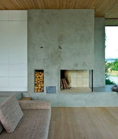 10 Eye-Opening Useful Tips: Rustic Fireplace Cabin wood fireplace outdoor.Assymetrical Fireplace Built Ins open fireplace cabin.Fireplace And Mantels Ceilings. Marble Fireplace Surround, Fireplace Cover, Fireplace Built Ins, Concrete Fireplace, Home Fireplace, Marble Fireplaces, Fireplace Remodel, Modern Fireplace, Fireplace Surrounds