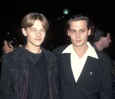 this photo just blessed you! ahem young leo and johny