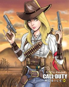 Belly Dancing Videos, Call Of Duty Zombies, Comic Art Girls, Mobile Art, Girl Inspiration, Chica Anime Manga, Cute Anime Character, Comic Artist, Wild West