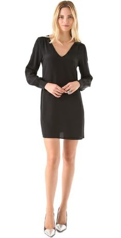 Rory Beca 'Eles' Shift Dress. Tighter around the hips than the waist, which made it disappointingly unflattering.