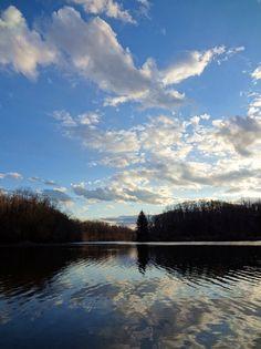 Pic of the Day... Evening on the Creek  #hudsonvalley #nearnyc #ocny #bedandbreakfast