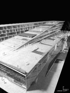 La Scuola Universitaria Professionale della Svizzera Italiana Campus (SUPSI) by Kengo Kuma and Studio d`Architettura Martino Pedrozzi / Switzerland