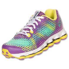 Women's Reebok DMX Sky Running Shoes| FinishLine.com | Party Purple/Hint Mint/Iced Berry