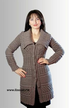 Knit Cardigan Pattern, Angora Sweater, Dress With Cardigan, Cable Knit Sweaters, Knitwear, Outfits, Crochet, Fashion, Moda