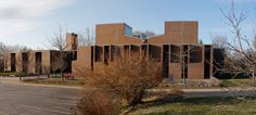 Louis Kahn_First Unitarian Church of Rochester NY North Side at West end 1227-8.jpg
