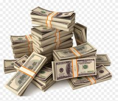 Money Png Image - Piles Of Cash Png, Transparent - PngFind Money Wallpaper Iphone, Money Lei, Money Cake, Savings Chart, Money Background, Raining Money, Money Images, Teaching Money, Overlays Picsart