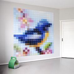 IXXI Bird on the wall