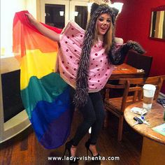 http://fr.halloween.lady-vishenka.com/kostyum-koshki-na-hellouin/ 20. Déguisement de chat pour adulte (20 IDÉES)