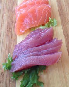 Oggi così...#sushi #sashimi #pesce #fish #instadaily #instagram #foto #instalike #instagood #instamood #picoftheday #bestoftheday #pic #photooftheday #foodporn #food #like4like #likeforlike #friends #ok #lunch #pranzo #restaurant  Yummery - best recipes. Follow Us! #foodporn