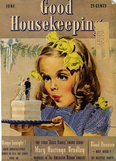 Good Housekeeping, June 1940. Whitcomb